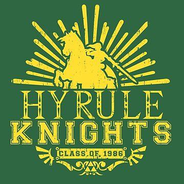 Hyrule Knights Warriors by pierceistruth