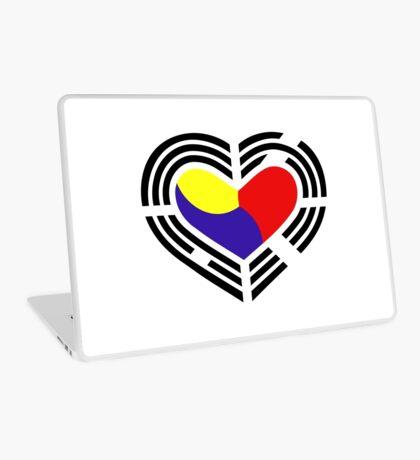 Korean Patriot Flag Series (Heart) Laptop Skin