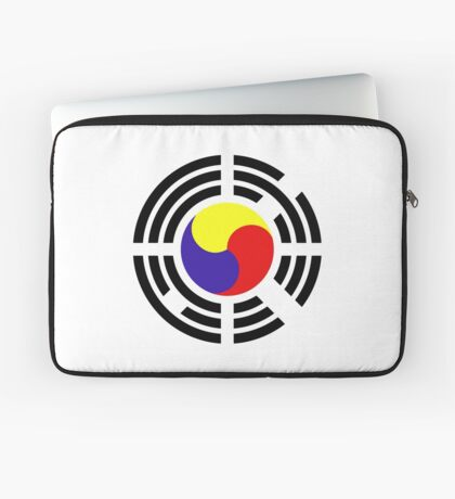 Korean Patriot Flag Series Laptop Sleeve