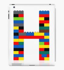 H iPad Case/Skin