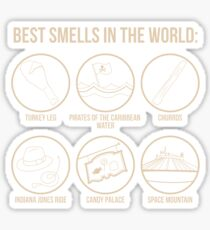 Best Smells In the World Sticker