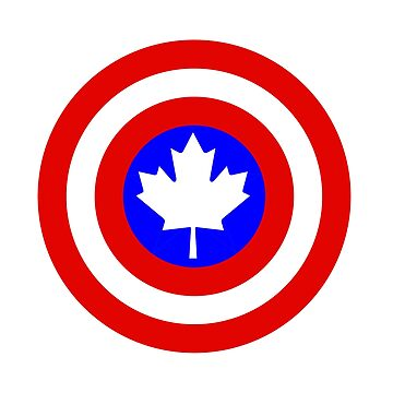 Captain Canada by everything-shop