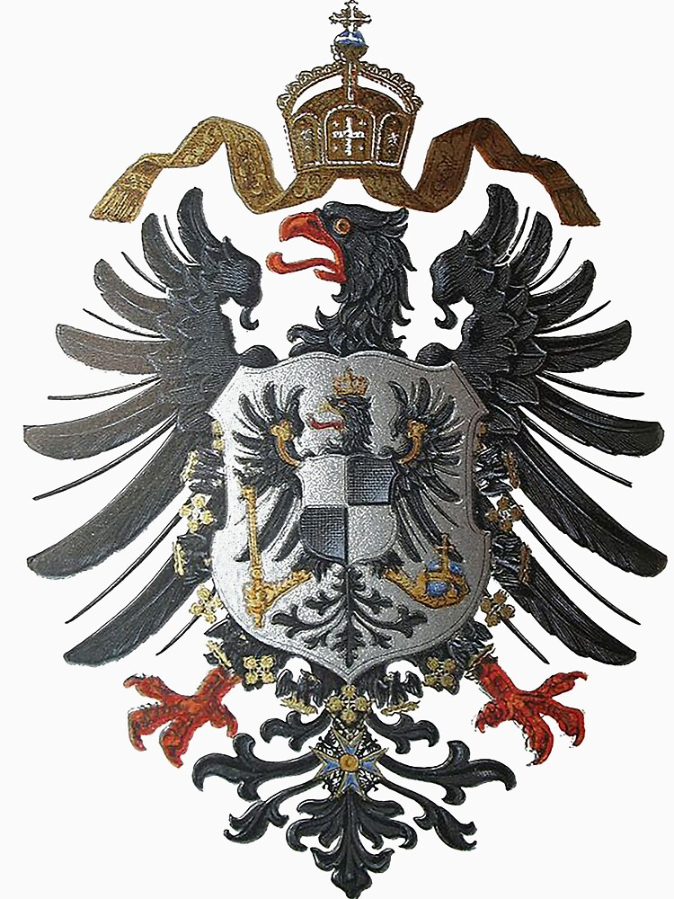 German 1871 Eagle, new Empire design by edsimoneit