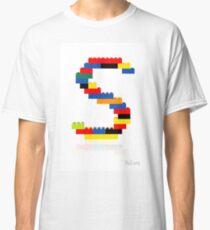 """S"" Classic T-Shirt"