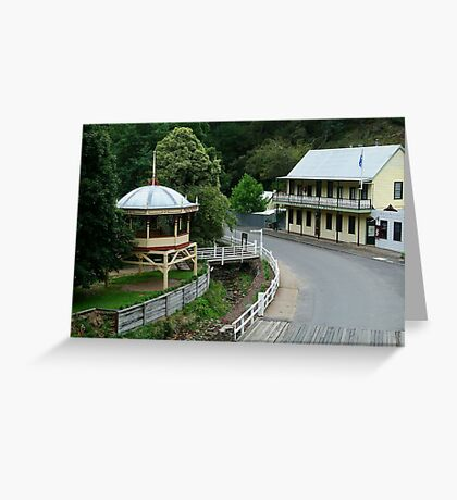 Walhalla Greeting Card