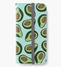 AVOCADO - MINT iPhone Wallet/Case/Skin