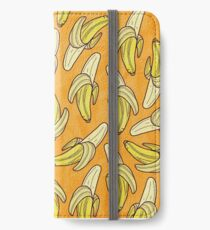 VINTAGE - BANANA iPhone Wallet/Case/Skin