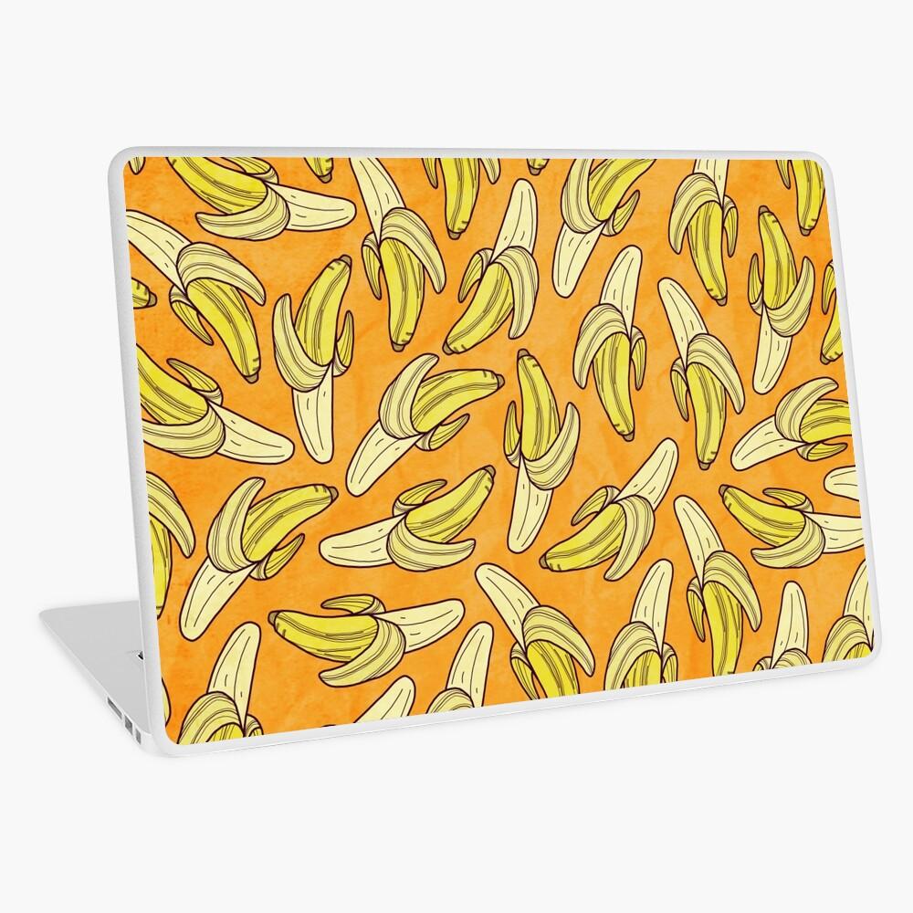 VINTAGE - BANANA Laptop Skin