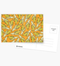VINTAGE - Banane Postkarten