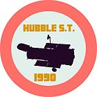 Hubble Space Telescope Patch by Johnny-Boi