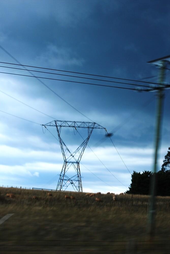 Powered Country by Jenni Greene