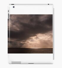 The Heavens are Opening iPad Case/Skin