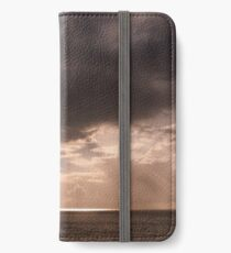 The Heavens are Opening iPhone Wallet/Case/Skin
