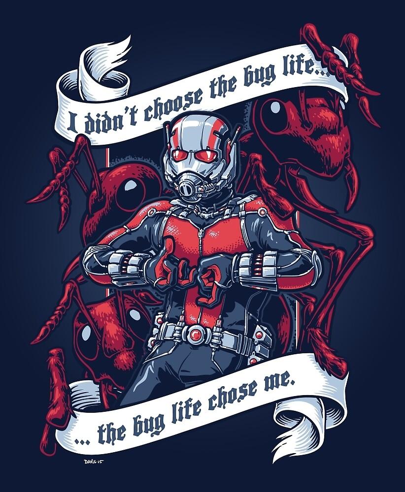 The Bug Life by Nathan Davis