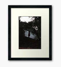 lonely... Framed Print