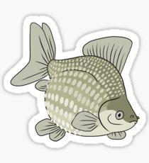Fancy Goldfish - Pearlscale Sticker