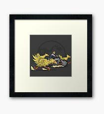 Jurassic Fantasy Framed Print