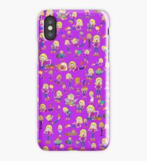 Animated Lizzie McGuire iPhone Case/Skin