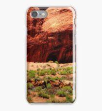 Wild Horse Herd iPhone Case/Skin