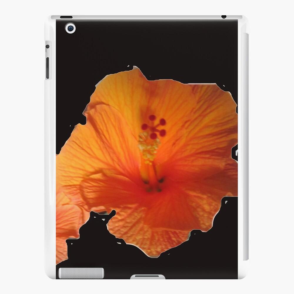 Hibiskusblüten iPad-Hüllen & Klebefolien