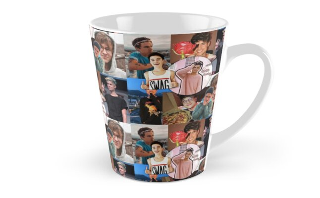 Kian Lawley Classic Mugs - Tall