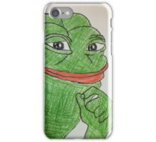 The Rarest Pepe iPhone Case/Skin