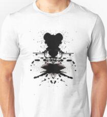 Black Heart. Unisex T-Shirt