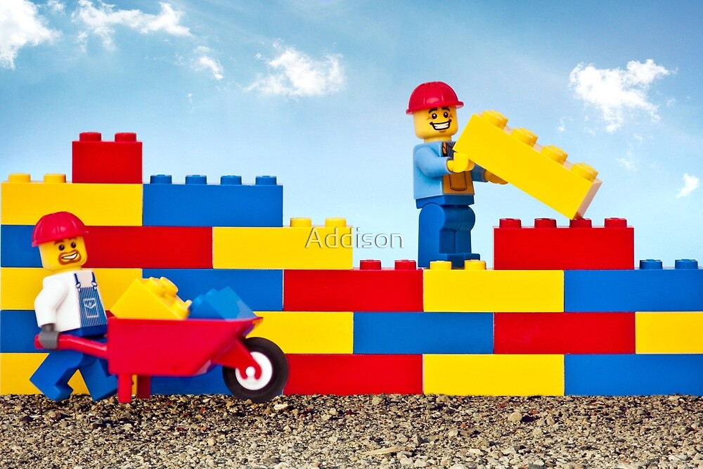 Build it Higher by Addison
