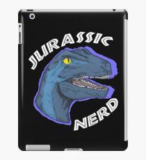 Jurassic Nerd iPad Case/Skin