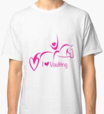 I heart Vaulting Classic T-Shirt