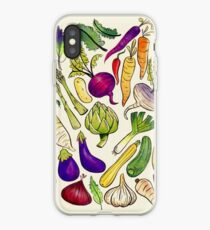 Eat Your Veggies iPhone Case