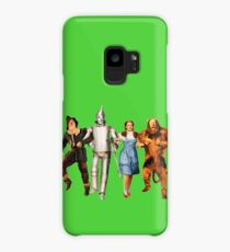 Scarecrow, Tin Man, Dorothy, and the Cowardly Lion Case/Skin for Samsung Galaxy