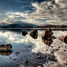 Trossachs, Loch Lomond by Paul Messenger