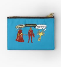 Exterminate, Assimilate, Inseminate! Studio Pouch