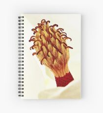 Impassioned Spiral Notebook