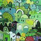My Way Is Green by Jonathan Grauel
