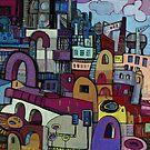 My Way Is Layered by Jonathan Grauel