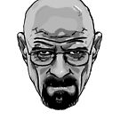 Heisenberg - Walter White - Breaking Bad by bleedart