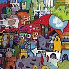 My City Imagined by Jonathan Grauel