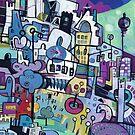 My City Conveyed by Jonathan Grauel