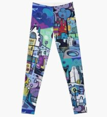 My City Conveyed Leggings