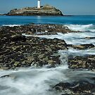 Godrevy Lighthouse by Rob Lodge