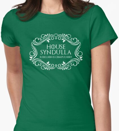 House Syndulla (white text) T-Shirt
