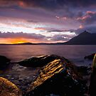 Gars-bheinn - Cuillin Hills, Isle of Skye by David Lewins