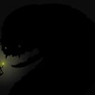Cave Monster by SamMcGorry