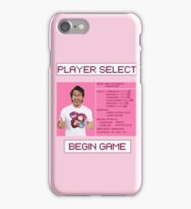 Markiplier Player Select Screen iPhone Case/Skin