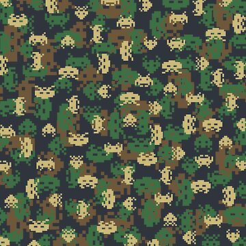 Invaded Camo WOODLAND by GrandeDuc