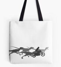Raptor Squad Tote Bag
