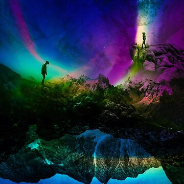 Keep your vibrant distance Art by stohitro