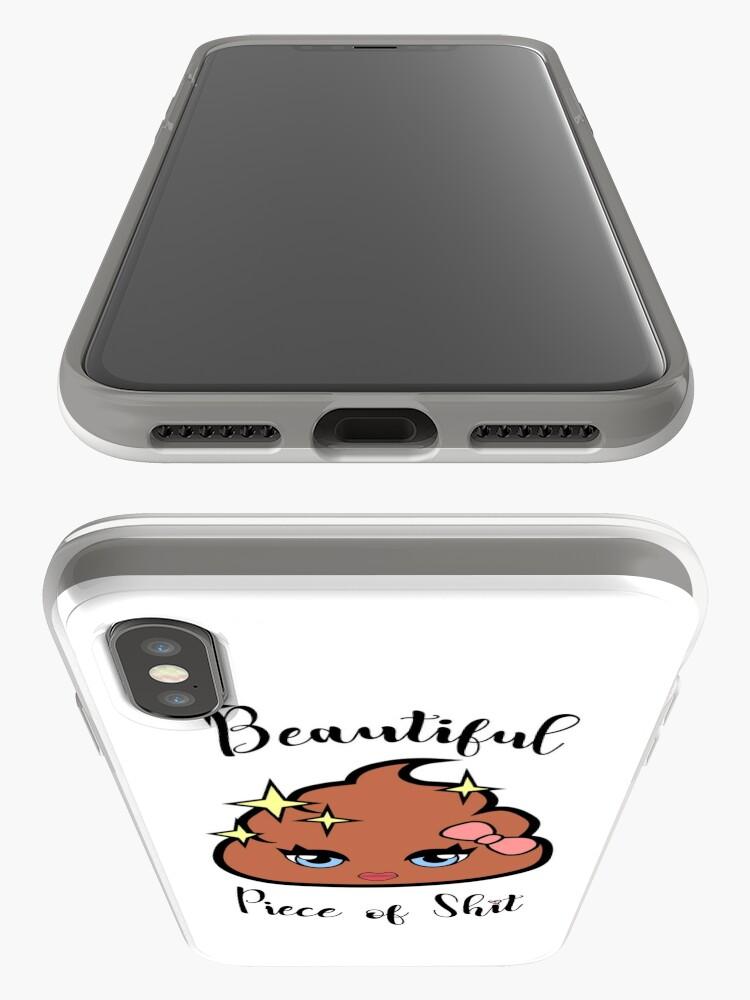 Alternative Ansicht von Schönes Stück Scheiße iPhone-Hülle & Cover